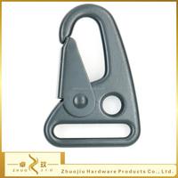 Metal black key chain hook snap key chain hooks