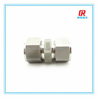 stainless steel tube fitting compression fitting instrument fitting union