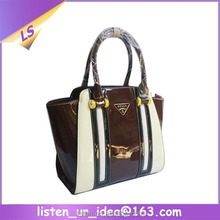 China Manufacturer Wholesale Fashion PU Women Handbag
