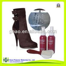 Calçado impermeável de couro care kits para nubuck& camurça de manutenção com 100ml
