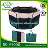 Pet Playpen Tent Exercise Kennel Collapsible Dog Playpen
