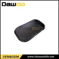 pu material sticky mat for car dashboard