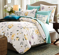 african fabric wholesale comforter sets bedding polyester fabric price per meter