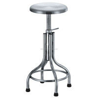 Stainless Steel Working Stool