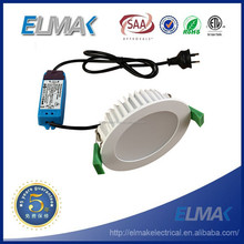 13w SAA CE CLIPSAL HPM dimmer 3 inch 13w led samsung downlights