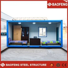 prefab luxury economic modular wooden container house manufacturers
