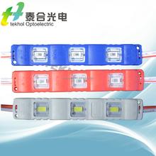 current hot sale led module 1.2W 5630 colored led module alu