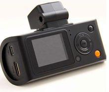 Dual Lens Car Camera with GPS Logger+G-Sensor X3000