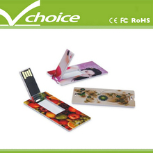 shipping large packages card usb flash for promotion