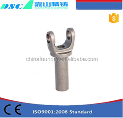 Stainless steel universal joint for Auto transmission with hot sale