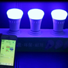 2015 led new products Android iOS control 7W smart wifi light bulb with wifi light