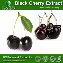 100% Natural Black Cherry Powder Vitamin C Medical Grade