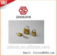 Cabinet golden flash arc padlock drawer padlock security padlock with computers