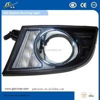 popular daytime running light for VW Lavida(08-12)auto led bulb led projector headlight