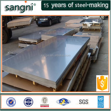 4x8 stainless steel sheet in stock astm 431 2b/ba/8k/No.1/No.4/HL finish