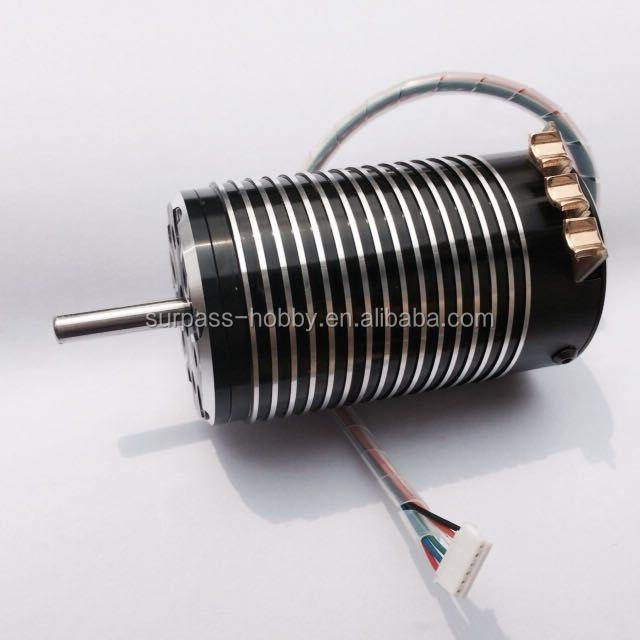 1/8 Scale 2650kv 4268 Sensored Brushless Electric Motor for EP RC Car