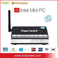 Egreat i6 Window 8.1 Mini PC Intel Z3735F 2G RAM 32G ROM fanless mini pc