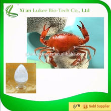 High Density Chitosan from snow crab shell