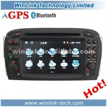 Hot Excellent Car DVD Player Gps for Mercedes SL R230(2001-2004)