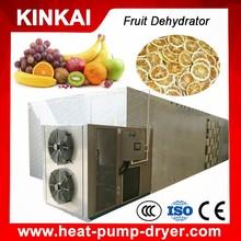 Tecnología avanzada secador de tipo de frutas y verduras deshidratadores