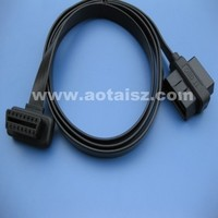 Obd 16 pin cable obd gps tracking cable OBD Extension Cable