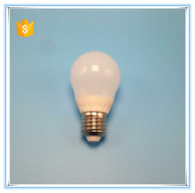 2015 New product A60/A55 110-220V led bulb E27/B22base led lamp