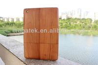 Tablet case natural real wood case for ipad mini , for ipad case mini air ,for ipad mini case wood