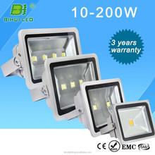 IP65 3 years warranty MeanWell high power bihui outdoor 20W led flood light