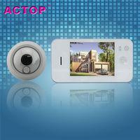 150 degree 3.5inch TFT Super Clear Image Digital Door Viewer