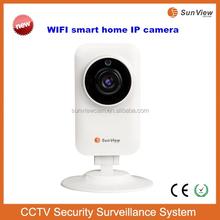 SunView new smart home 1.0MP 720P mini IP WIFI camera