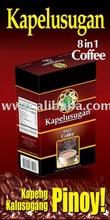 kapelusugan 8-1 coffee mix