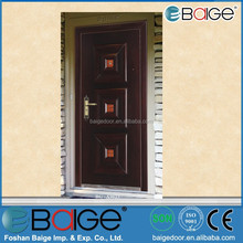 BG-A9027 Used Wrought Iron Door Gates / Wrought Iron Door Inserts / Armored Door