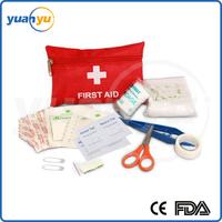 Emergency Medical Bag Pack Travel Treatmen Portable Mountain Climbing First Aid Survival Kit Bag