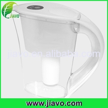 Hot sale!!! Household plastic water filter pitcher/mineral water filter jug