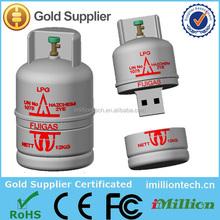 Hot selling gas tank usb flash memory 2g usb flash drive