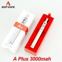 In stock! Rofvape A Plus starter kit 3000mah VS ego-t battery cartomizer tank vapor cig