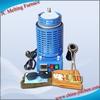 110V 2KW portable small melting furnace melting gold/silver/copper