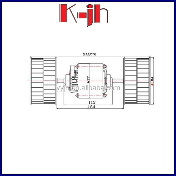 ac machine parts