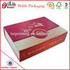 Fashion High Quality Wine box gift box wine case