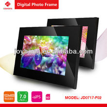 "China Shenzhen 7"" digital frame photo,digital photo album,photo digital frame"