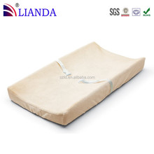 Wholesale cheap folding baby changing mat/outdoor baby changing pad