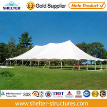 Outdoor gazebo tents poles for leisure activities