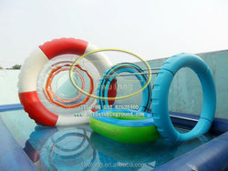 Good quality HDPE material water wheel for sale