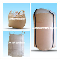 New product 2014 printing plastic raw material list of disposable products canrbon black jumbo bag