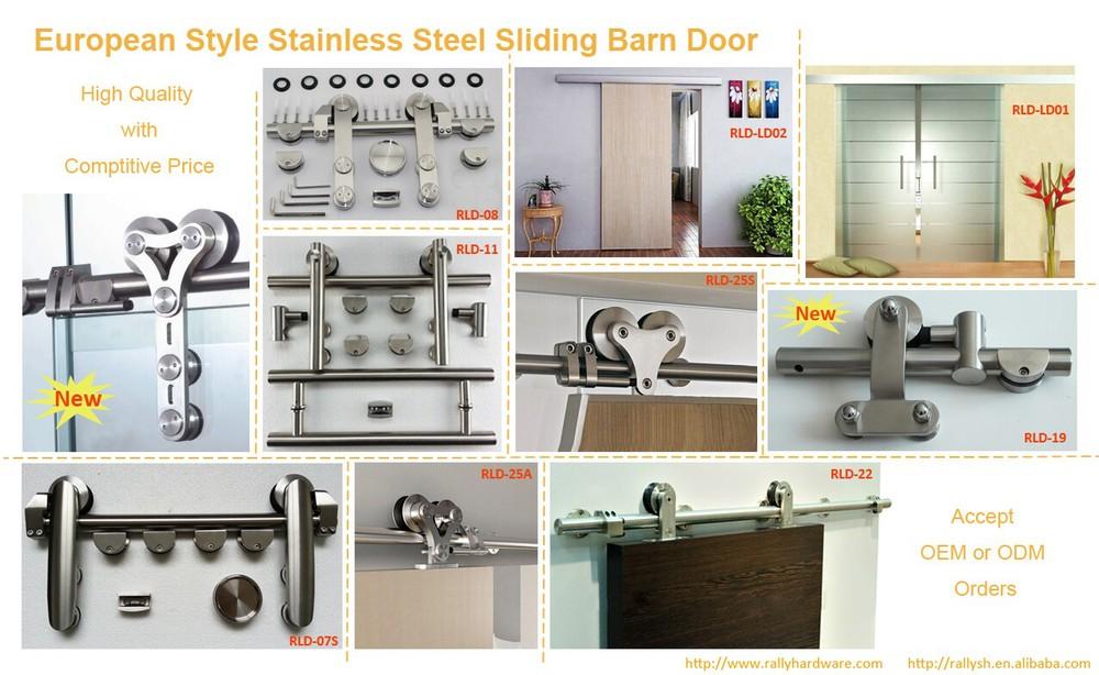 Frameless Sliding Glass Shower Door Track Barn Shower Door Hardware