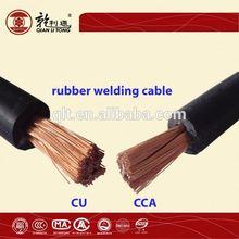 venta caliente ronda de goma cable