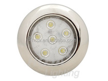 4 inch LED Puck Light steel dome
