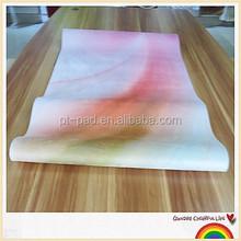sit-up mat 2015 moving mat &popular rubber yoga mat foaming