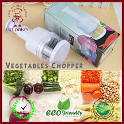 Vegetable slicer shredder dicer chopper vegetable chopper blade food safe vegetable chopper