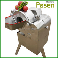 Good Cube Cutting Effect Dicing Machine for Fruit Vegetable Such as Apple, Potato, Tomato, Carrot